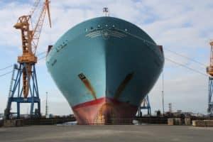 Emma Maersk at DSBr (1)