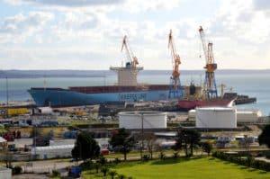 Emma Maersk at DSBr (3)